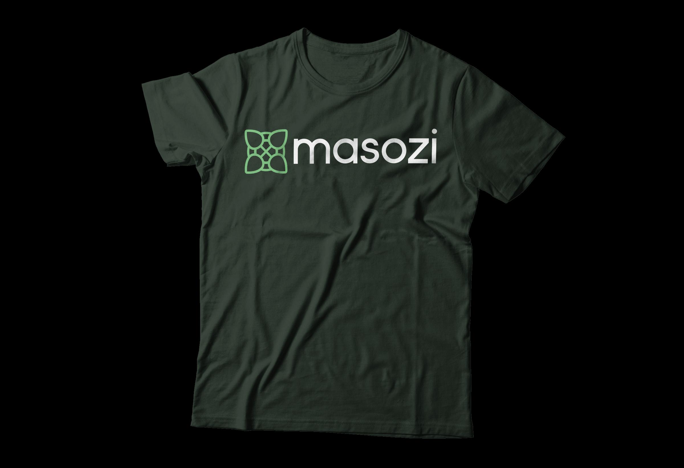 Masozi Shirt Mockup