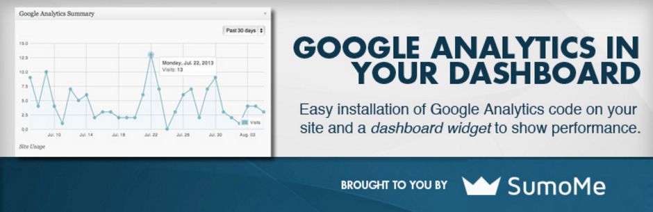 Google Analyticator WordPress Plugin