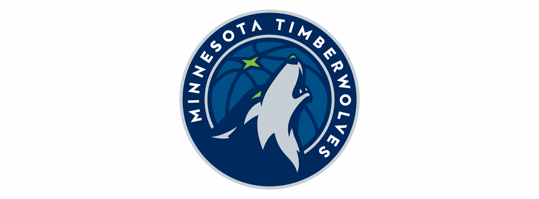 Minnesota Timberwolves - 2017 Most Popular Logo Design Trends