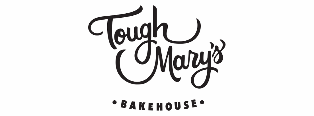 Tough Mary's Bakehouse - 2017 Most Popular Logo Design Trends
